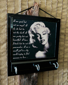 Marilyn Monroe Office Decor