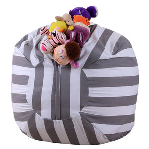 Stuffed Animal Storage Bag Chair