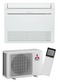 Mitsubishi Electric RapidHeat KJ35 Floor Console Heat Pump (includes installation)