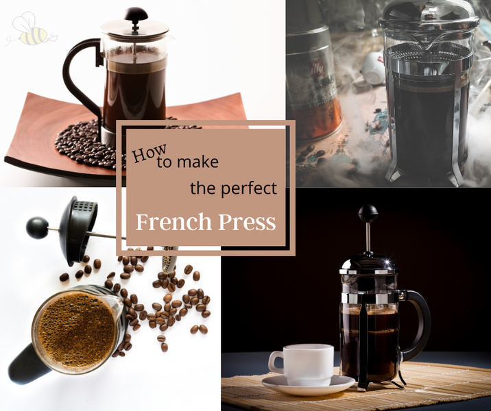 How To Make The Perfect French Press