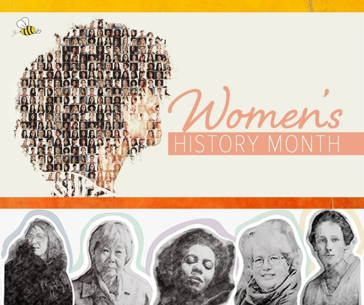 October is Women in History Month in Canada