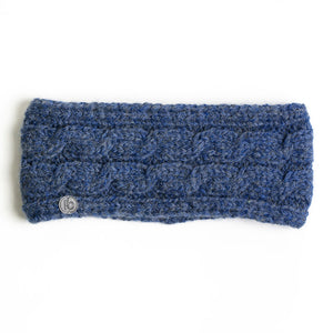 "Headband ""Susana"" denim"