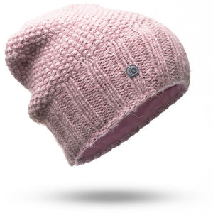 "Beanie ""Picchu"" Fleece rose-quarz"