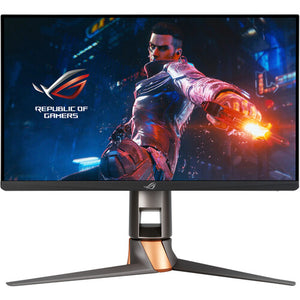 "ASUS ROG Swift PG259QN 24.5"" 16:9 G-Sync 360 Hz IPS Gaming Monitor"