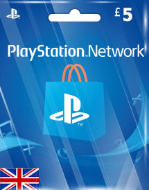 PSN Gift Cards (UK) - Email Delivery