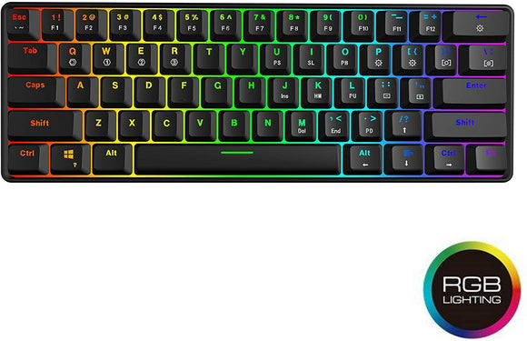 GK61 Mechanical Gaming Keyboard