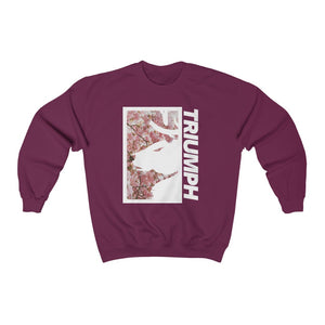 Open image in slideshow, Blossoms Crewneck Sweatshirt