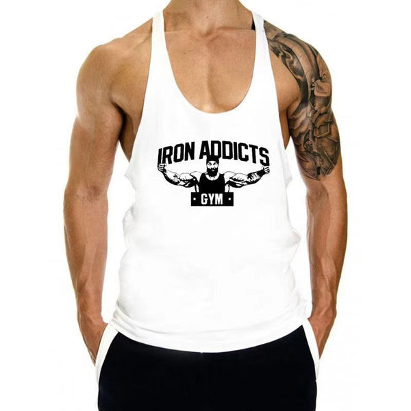 Cotton Racer Vest11