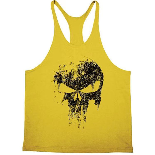Cotton Racer Vest13