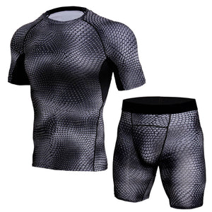 High elasticity training moisture wicking tights