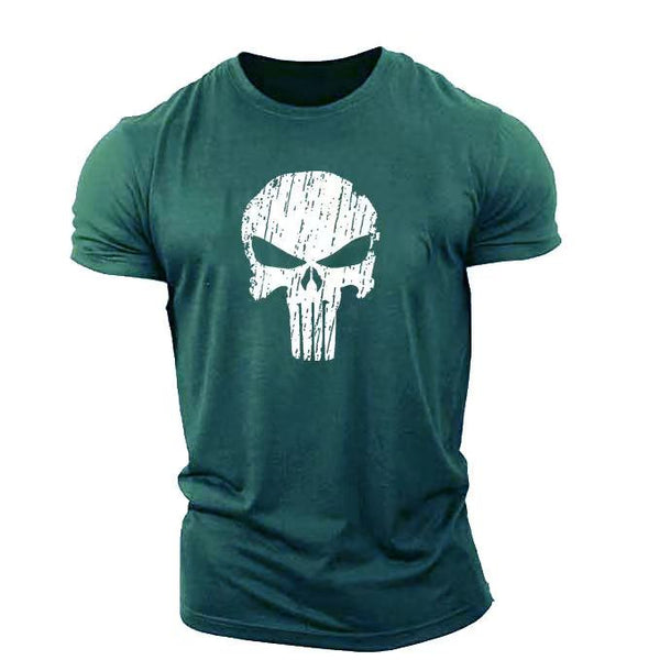 Men's Fitness Short Sleeve T-shirt(TS165)