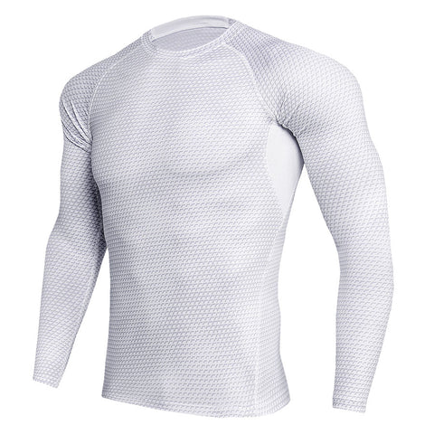 Perspiration quick-drying long-sleeved shirt