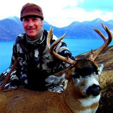Bryan Burkhardt Sitka Blacktail Traditional Bowhunting