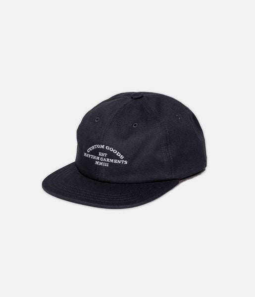 Rhythm - Custom Cap - Vintage Black