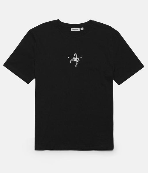 Rhythm - Nativo Tee - Black