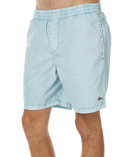 Stussy - Graffiti Pigment Beachshort - Dusty Teal