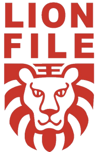 Lion File - Logo