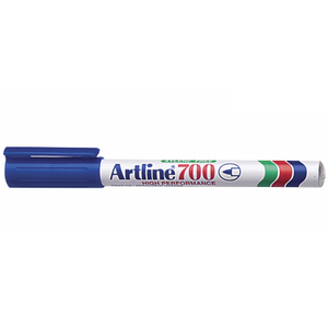 Artline 700 Permanent Marker blue
