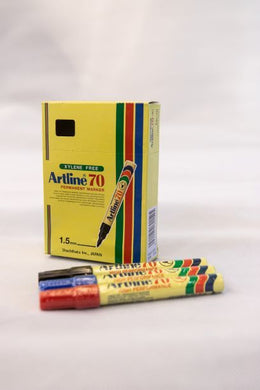 Artline Permanent Marker 70 1
