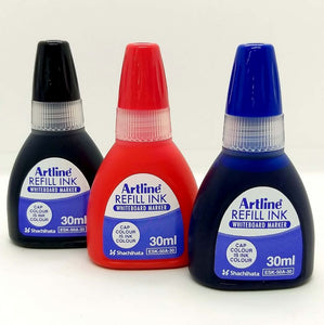 Artline Whiteboard Marker REFILL INK 30ml 1
