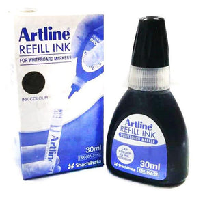 Artline Whiteboard Marker REFILL INK 30ml 2