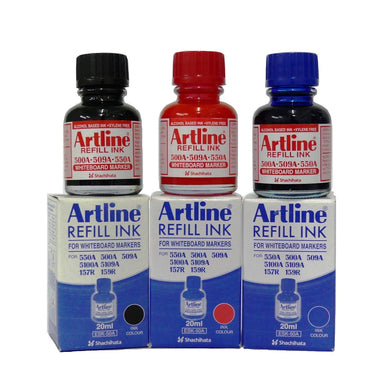 Artline Whiteboard Marker Refill Ink 20ml 1