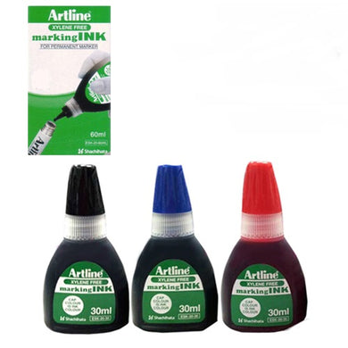 Artline Xylene Free Marking Ink 30Ml 2