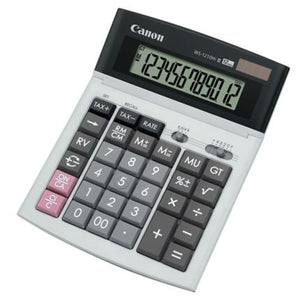 Canon Desktop Calculator WS-1210HI 2