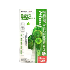 Changli CR-1060 Correction Tape 12m x 5mm with 1 refill