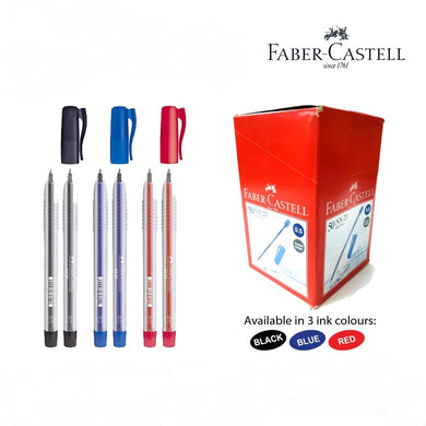 Faber Castell Ball Pen NX23 0.5mm 3