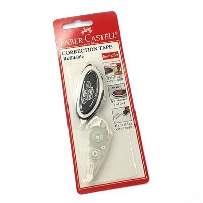 Faber Castell Correction Tape + Refill 2