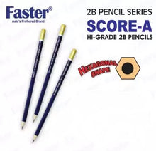Load image into Gallery viewer, Faster Score A 2B Pencil 12PCS 2