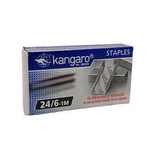 Load image into Gallery viewer, Kangaro Staples 24-6 2