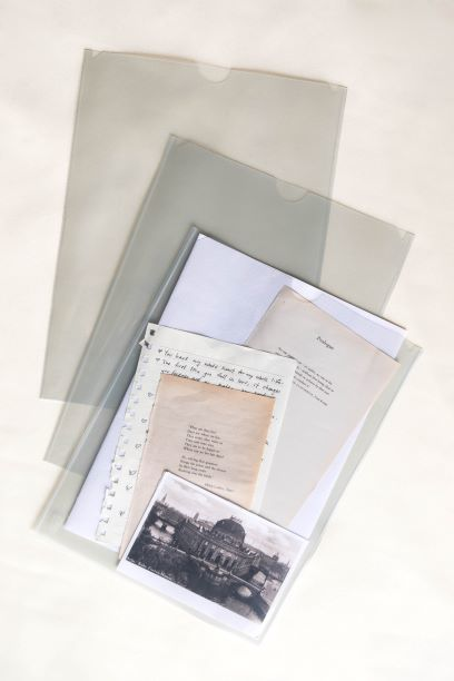 LIONFILE L / U / C-Shape A4 Transparent Plastic Folder - 24pcs/pack