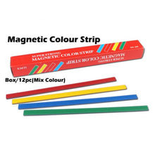 Load image into Gallery viewer, MS200 Magnetic Colour Strip (12's)