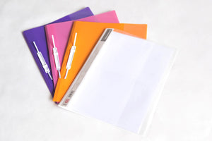LION File Management and Presentation File - Assorted Fruity Colour
