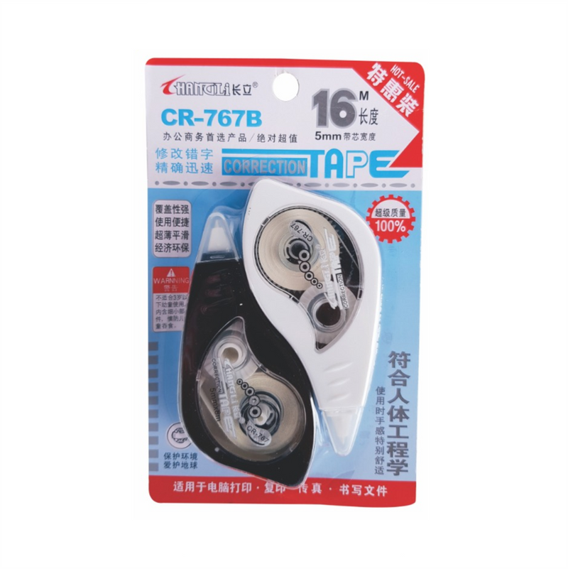 Changli CR-767B Correction Tape 2in1