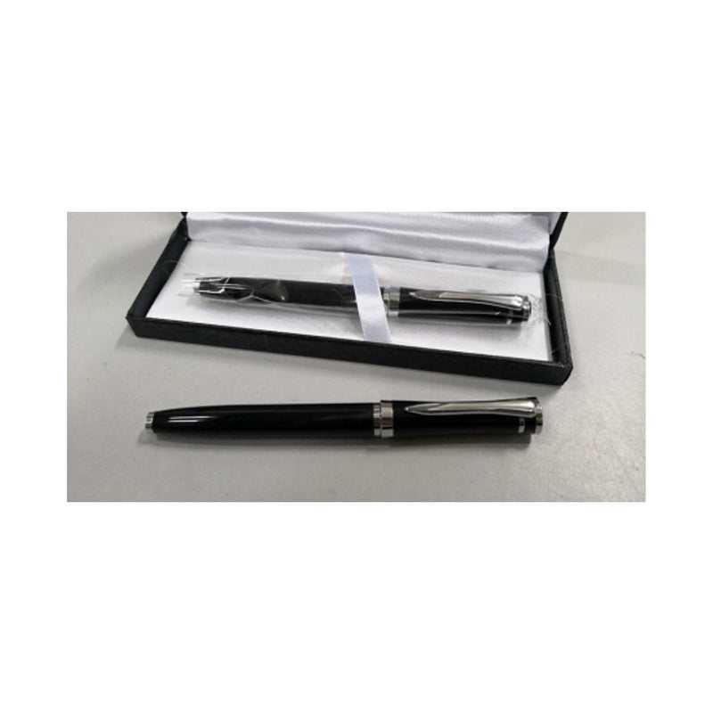 206 Premium Matte Black Gel Pen