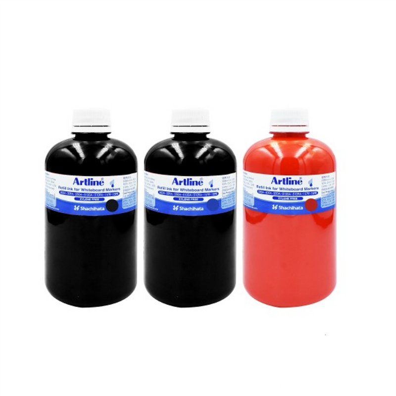 Artline Big Whiteboard Ink 500ml