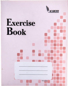 Academy Gold - F5 Exercise Books 50gsm - 8mm Single Rule (10 books/pkt)
