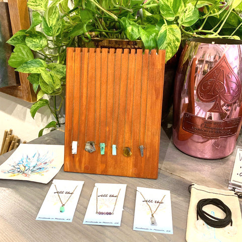 Wholesale Gemstone and Raw Crystal Jewelry All the Tiny Pieces