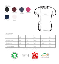 Load image into Gallery viewer, Cockapoo Washing Label T-Shirt