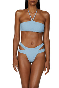 Nalu top in Light Blue