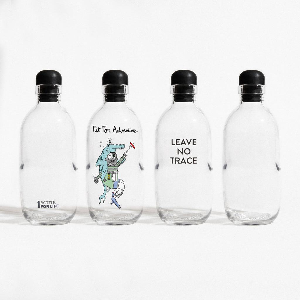 One Family For Life Pack - Reusable Water Bottle