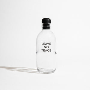 Leave No Trace Reusable Water Bottle