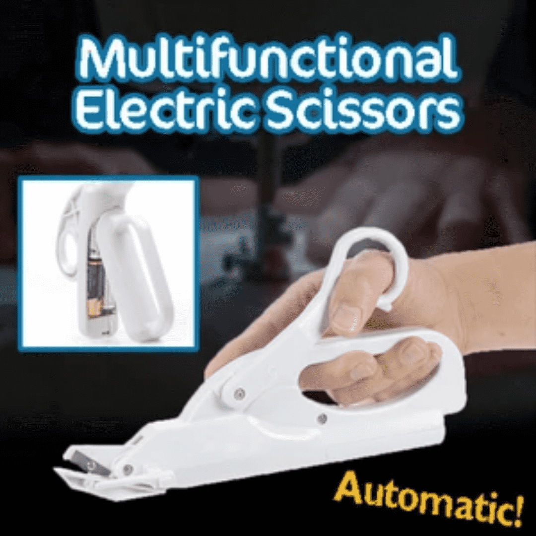 Multifunctional Electric Scissors - Blazing Dealz