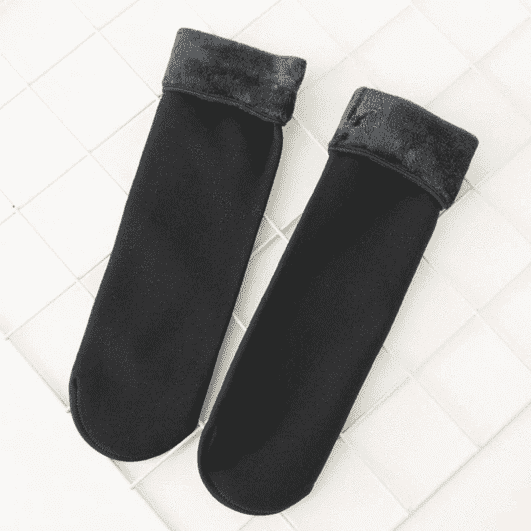 Warm Feet - Thermal Fleece Socks - Discounts You May Like