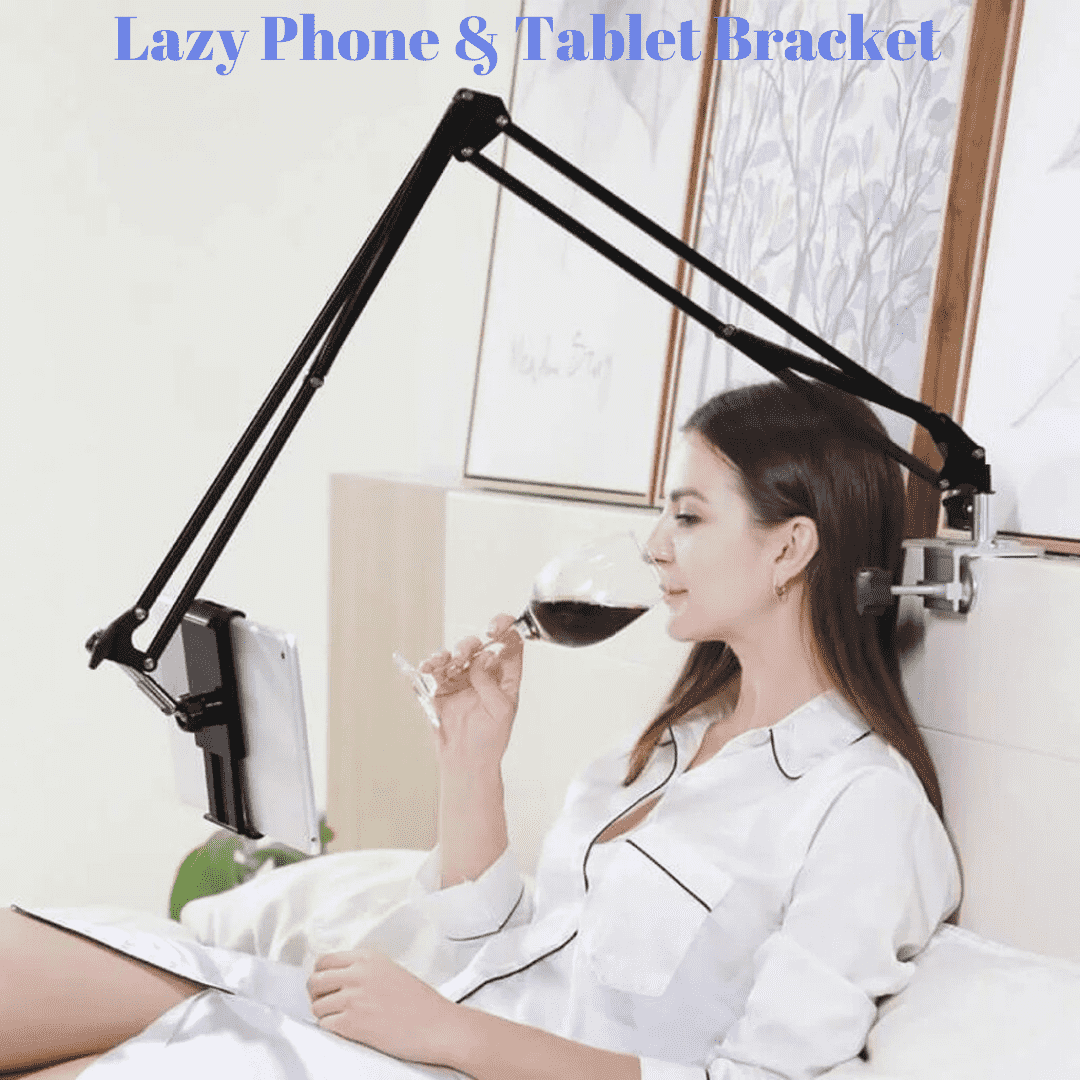 Lazy Phone & Tablet Bracket - Blazing Dealz