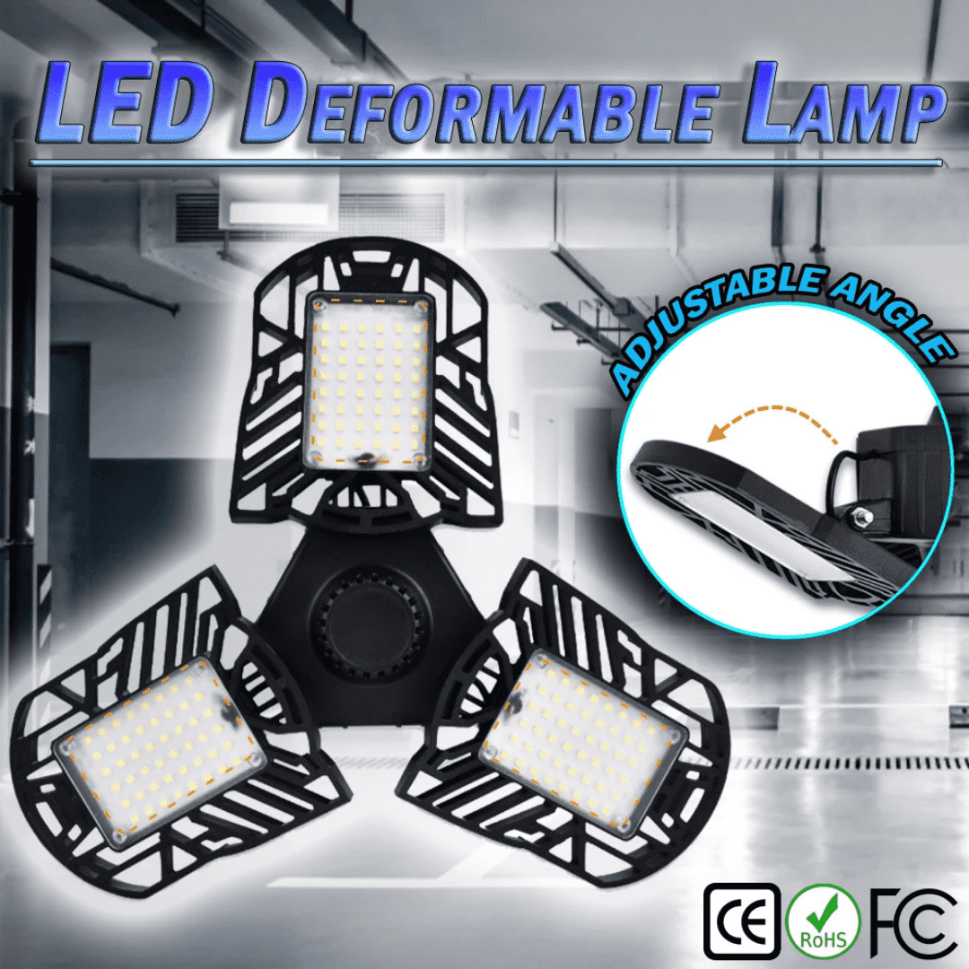 Sensor LED Deformable Lamp - Discounts You May Like