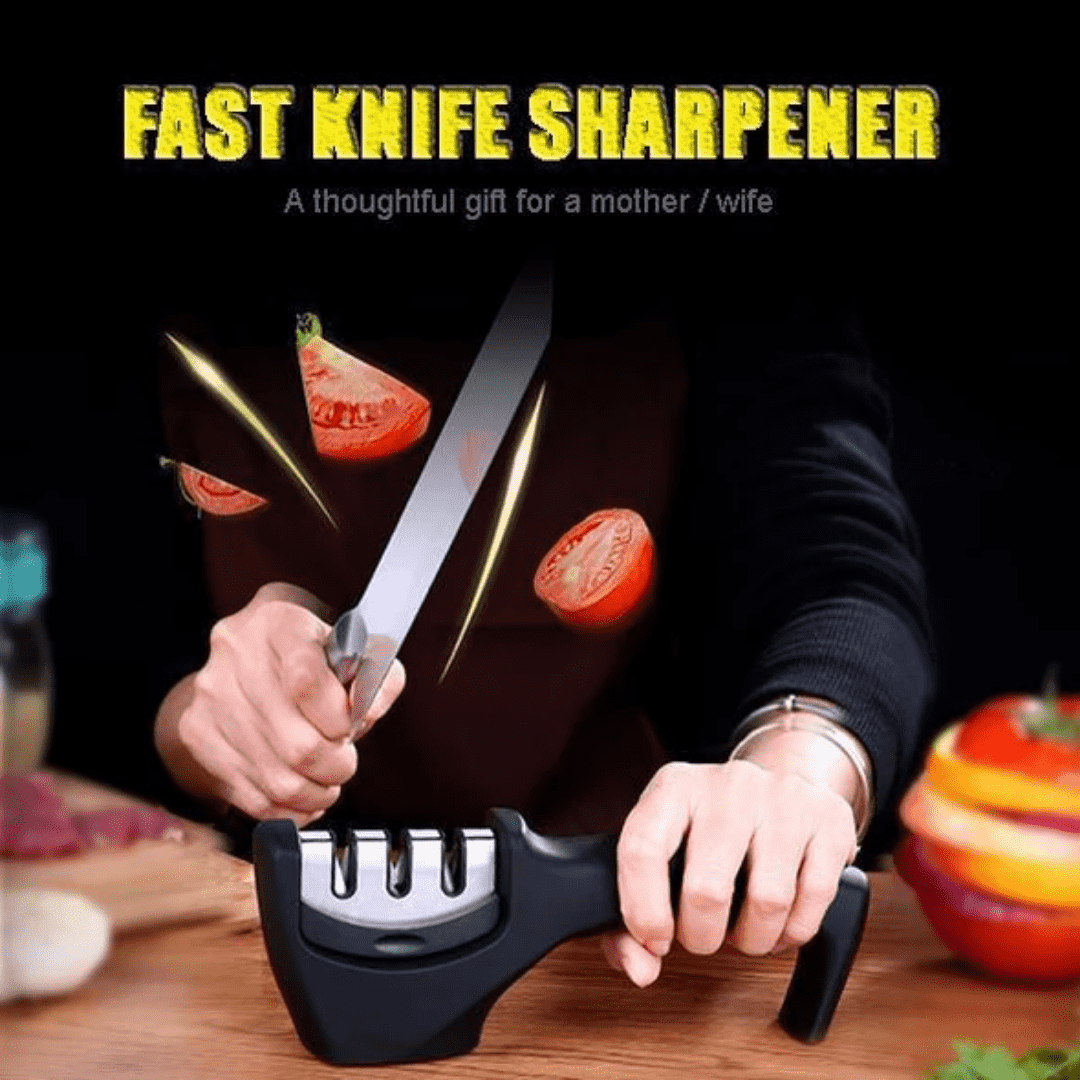 Fast Knife Sharpener - Discounts You May Like